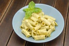 Macaroni carbonara Royalty Free Stock Image