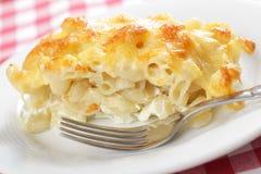 Macaroni cheese stock photos