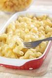 Macaroni cheese Royalty Free Stock Photo
