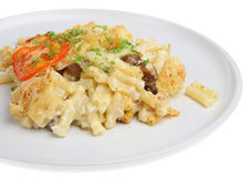 Macaroni Cheese Royalty Free Stock Image