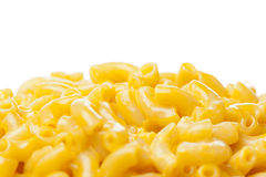 Macaroni and Cheese in a bowl Royalty Free Stock Image
