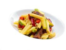 Macaroni Stock Photo
