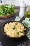 Macaroni en Kaas royalty-vrije stock foto