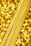 Macaroni foods backdround Royalty Free Stock Images