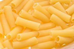 Macaroni italian pasta Royalty Free Stock Images