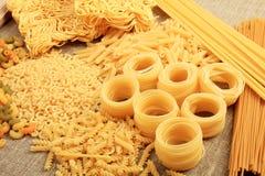 Macaroni Mix Stock Photo