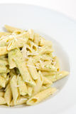 Macaroni pasta Stock Photography