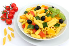 Macaroni pasta Royalty Free Stock Images