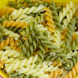 Macaroni or pasta ready for cooking Royalty Free Stock Photo