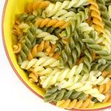 Macaroni or pasta ready for cooking Stock Photos