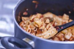 Macaroni Pasta Royalty Free Stock Images