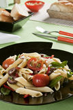 Macaroni salad. Royalty Free Stock Image