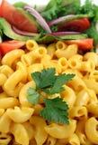 Macaroni And Salad Stock Photography