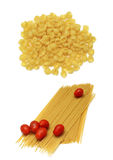 Macaroni & spaghetti Royalty Free Stock Photography