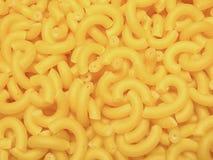 Macaroni spaghetti Stock Image
