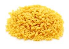 Macaroni spirals Royalty Free Stock Image