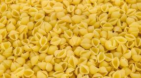 Macaroni top view Royalty Free Stock Image