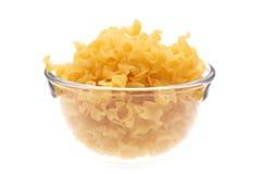 Macaroni in vaas royalty-vrije stock foto