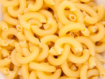 Macaroni, vermicelli food background Royalty Free Stock Photo