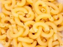 Macaroni, vermicelli food background Royalty Free Stock Photo