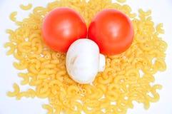 Macaroni Stock Image