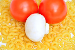 Macaroni Royalty Free Stock Photos