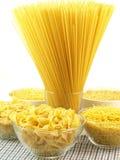 Macaroni voor diner Stock Foto's