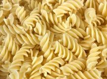 Macaroni - yellow macaroni stock photography