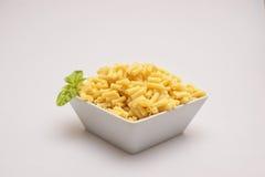 Macaronideegwaren Stock Afbeelding