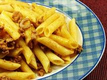 Macaronis Photos libres de droits