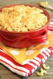 Macaronis au fromage photos libres de droits