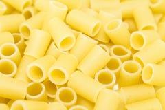 Macaronis dans le blanc photo libre de droits