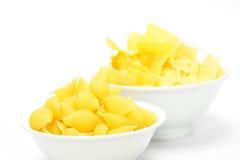 Macaronis de Shell photo libre de droits