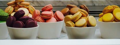 Macarons Royaltyfri Foto