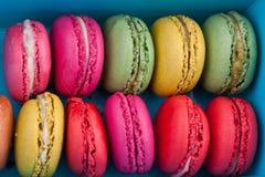 Macarons Foto de archivo