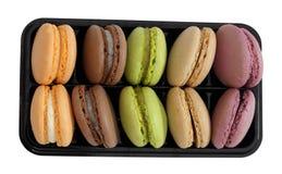 Macarons Foto de Stock