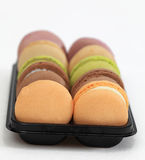 Macarons Photo stock