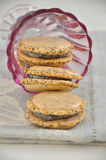 Macarons Stock Photos