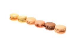 Macarons 库存照片