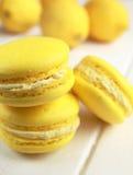Macarons Obrazy Stock