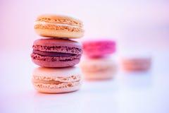 Macarons Obraz Stock