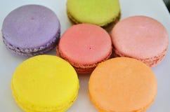 Macarons Lizenzfreies Stockfoto