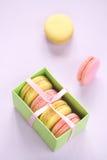 Macarons στοκ φωτογραφία με δικαίωμα ελεύθερης χρήσης