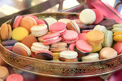 Macarons Imagem de Stock Royalty Free