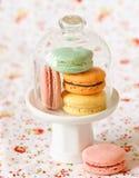 Macarons Stock Foto's