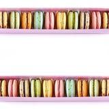 Macarons Imágenes de archivo libres de regalías