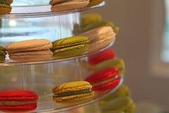 Macarons Immagine Stock