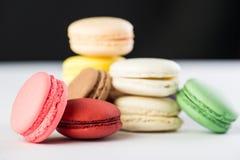 Macarons Fotos de archivo libres de regalías