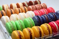 Macarons Fotografering för Bildbyråer