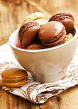 Macarons Fotografie Stock